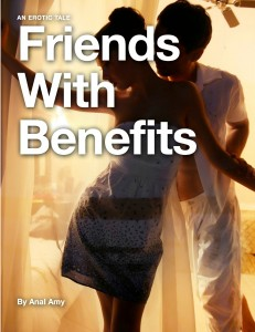 My newest erotic story ? Friends With Benefits: Two Erotic Tales are now ...